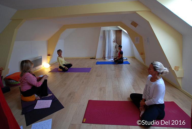 Groupe de yoga près de Béthune et au Touquet