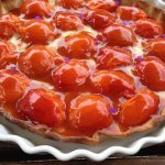 tarte aux abricots maison