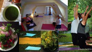 atelier de cuisine ayurvedique et cours de yoga Bethune