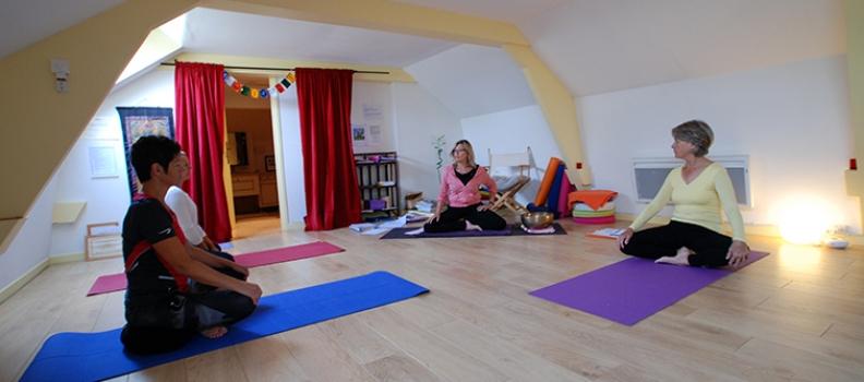 Agenda Yoga Ayurveda Janvier et Février à Béthune